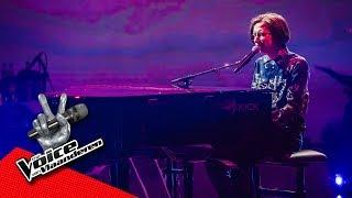Ibe - 'Tenerife Sea' | Finale | The Voice Van Vlaanderen | VTM
