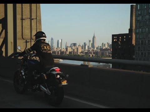 Descubriendo Nueva York | Triumph Scrambler 1200