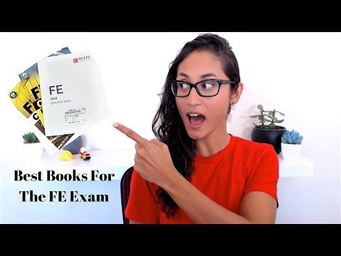 FE Exam Prep Books (SEE INSIDE REVIEW MANUAL) - YouTube