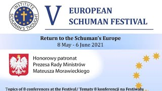 Czwarty weekend V Europejskiego Festiwalu Schumana