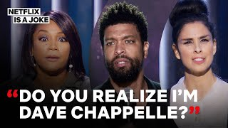 3 Comedians Tell Their Dave Chappelle Stories