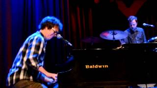 Ben Folds Five - Michael Praytor - House of Blues San Diego - 1-27-13