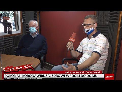 Wideo1: O tym się mówi: Pokonali koronawirusa