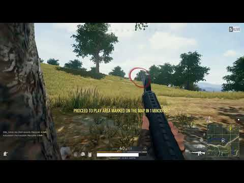 PUBG Solo🐔🍽: Who Needs Aim? (with tobii eyetracking)