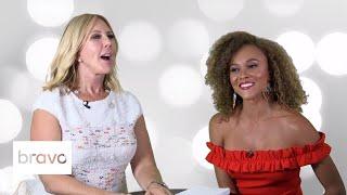 RHOC Vicki Gunvalson & RHOP Ashley Darby Bond Over Real Housewife Divorces | Bravo