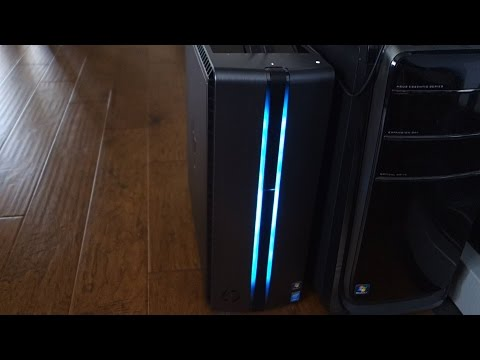 HP Envy Phoenix 850SE Unboxing and Initial Impressions