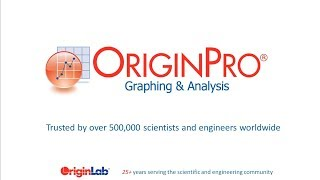 Vidéo de OriginPro