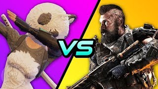 Fortnite vs Blackout - Which Game Will Be The Last Standing?  | The Leaderboard