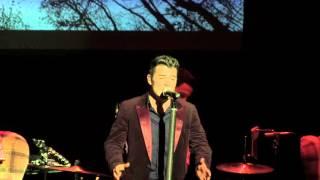 Joe McElderry - Oh Come All Ye Faithful  (Adeste Fideles) Newcastle