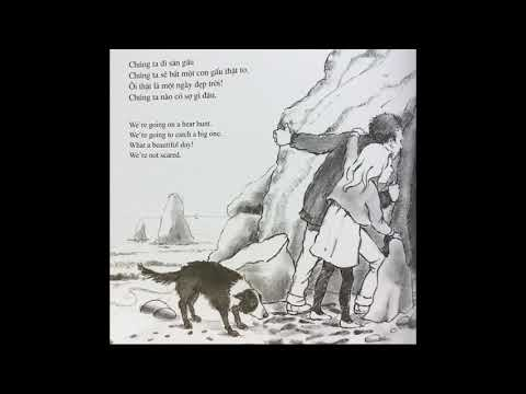 We're Going on a Bear Hunt_Vietnamese