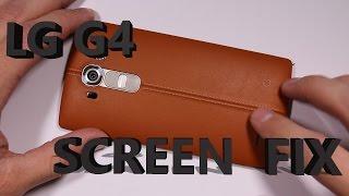 LG G4 Tear Down, Screen fix, Phone repair video