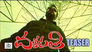 Dalapathi Movie Teaser