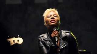 "Emeli Sandé - ""Suitcase"" live in Central Park (NYC - August 28th, 2013)"