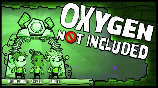 Oxygen Not Included - A Better Base Layout! - Let's Play Oxygen Not Included Gameplay Part 4