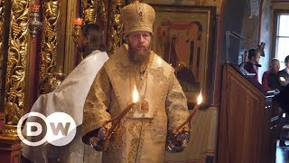 The Novospassky Monastery: Persecution of Christians in Russia