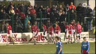 preview picture of video '20100213 | League | K.S.K. Ronse - R.A.F.C. | ATV'