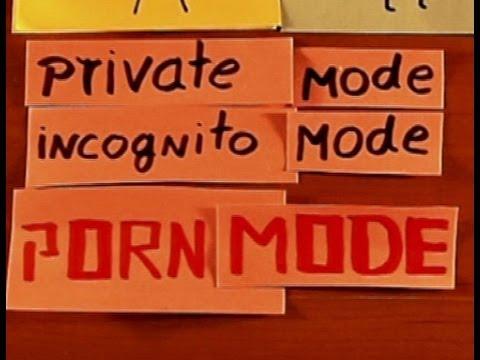 """Surfen im """"Porno-Modus"""""""