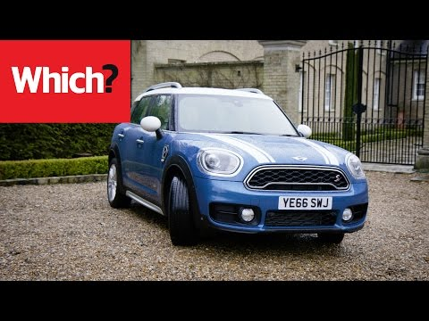 Mini Countryman 2017 - Which? first drive
