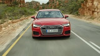 YouTube Video iS37OaHTUgA for Product Audi A6 Sedan (C8, Typ 4K) by Company Audi in Industry Cars