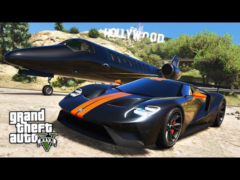 GTA 5 REAL LIFE CARS MOD!! (GTA 5 Mods)