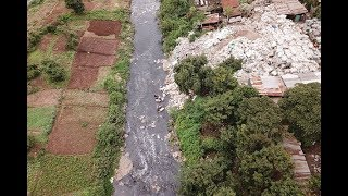 4,400 pollutants found in Nairobi River -VIDEO