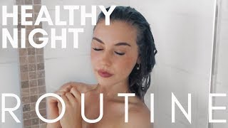 Healthy Night Routine For The BEST Night Sleep 💤7 Simple Hacks To Improve Your Sleep!