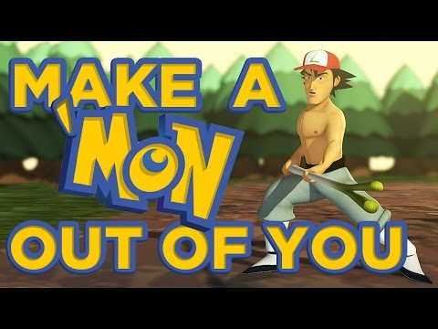Mulan's 'I'll Make A Man Out Of You,' But About Pokémon