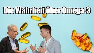 Omega-3-Fettsäuren: Wirkung & Dosierung   Kapseln, Fischöl, Algenöl, EPA, DHA   Prof. Dr. Jörg Spitz