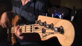 Oldman - John Butler Trio Bass cover