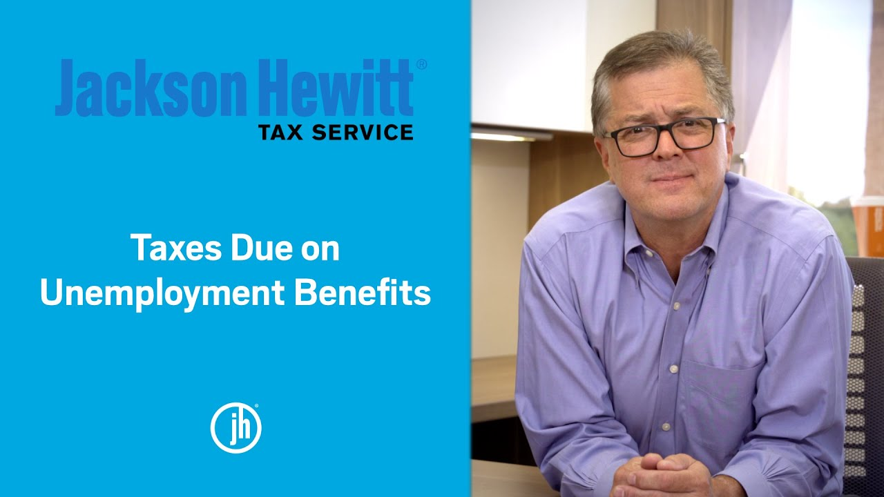 Are unemployment benefits taxable? YouTube thumbnail
