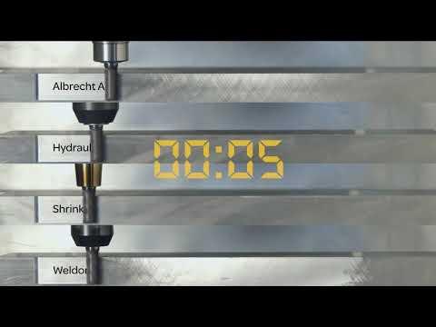 Albrecht drilling and milling chucks - Winner & Speed