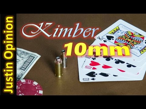 Kimber 10mm (Real Men Only)