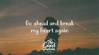 Finneas   Break My Heart Again (Lyrics)