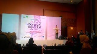 Ajang Indonesia Hijabfest IHF 2017 Langkah Awal Sambut Asian Games 2108