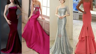 EVENING DRESSES 2019/PARTY WEAR EVENING DRESS DESIGNS/PARTY WEAR GOWN/ELEGANT DRESSES#eveningdress