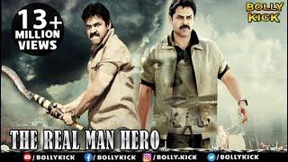 The Real Man Hero Full Movie   Hindi Dubbed Movies 2019 Full Movie   Venkatesh   Action Movies