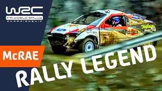 Malcolm Wilson recently told us that Colin McRae was the most gifted
