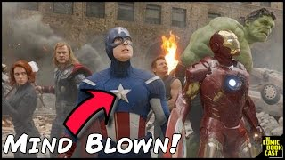 The Avengers and Disney Blew a kids mind! (Personal Story)