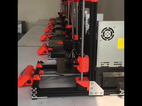 3D Printers - Prusa i3 Mk3 3D Printer (Assembled