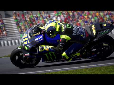MotoGP™19 Launch Trailer thumbnail