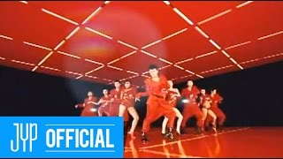 J.Y.Park(박진영) 'KISS' M/V