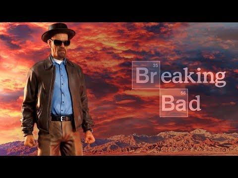 Figurka Breaking Bad 1/4 Walter White