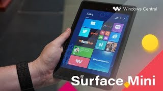 This is the canceled Microsoft Surface Mini