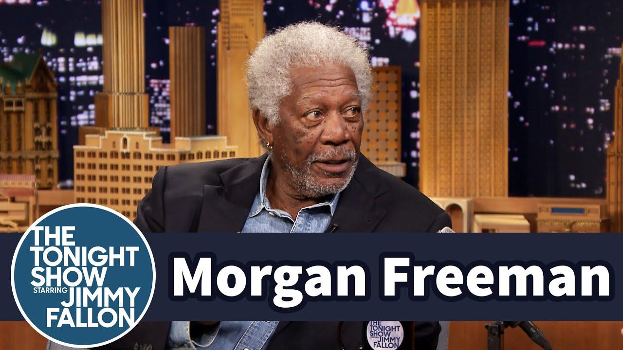 Morgan Freeman Is a Beekeeper Now thumbnail