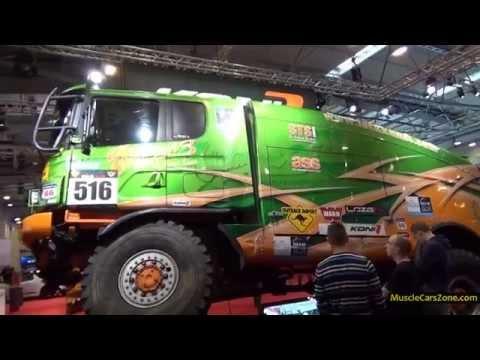 scania truck r420 cd 4x4 v8 turbo 720hp 2014 essen motor sho