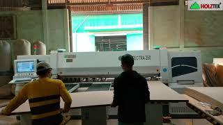 MÁY CẮT VÁN CÔNG NGHIỆP CNC PANEL SAW OPTIMIZE HOLZTEK TECTRA-280
