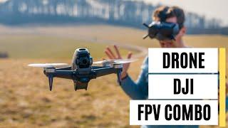 DJI FPV COMBO : Le Meilleur drone FPV ? ????