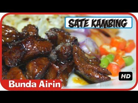 Video Sate Kambing Goreng Rasa Nikmat - Resep Masakan Tradisional Indonesia - Bunda Airin