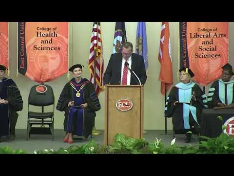 Fall 2017 Commencement Address