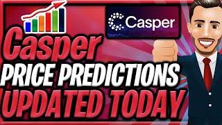 Casper crypto ico Preis